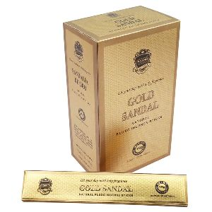 Gold Sandal Incense Sticks