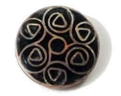 Designer Metal Button