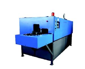 Hand Feed Fully PET Blow Moulding Machine