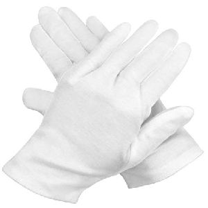 Canvas Cotton Gloves