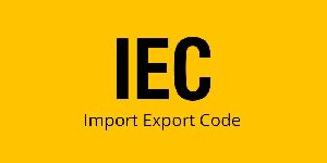 IEC Code Registration Services