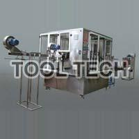 Rotary Automatic Bottle Filling Machine
