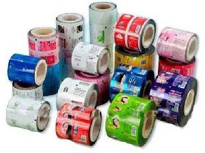 Printed Shrink Films