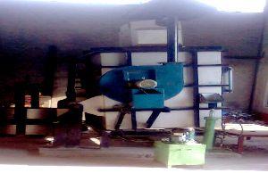 Al Skelner & Reverberatory Hydraulic Tilting Furnace