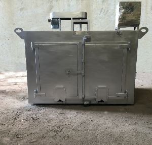 Electrically Heated Tempering Oven