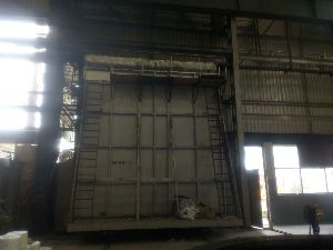 Heavy Structure Welding Stress Removal Furnace