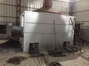 Lead Recycling Temple Type Furnace