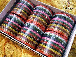 Glitter Bangle Set