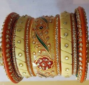 Plastic Bangle Set