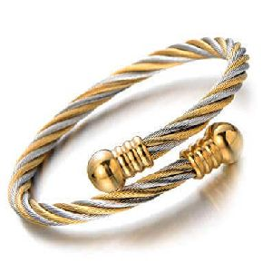 Twisted Bangles