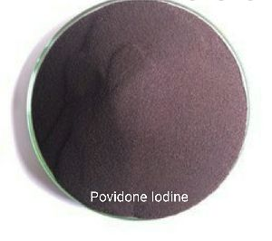 Povidone Iodine powder ip/bp/usp