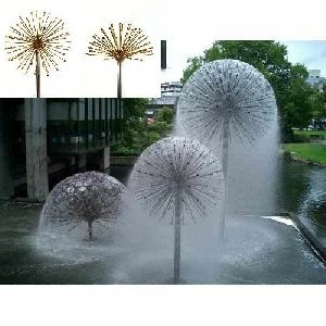 Dandelion Fountain
