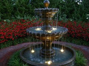 Garden Water Fountain