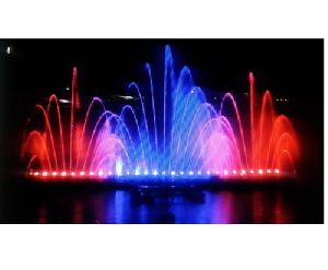 Programmable Musical Fountain