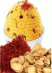 Kesar Pista Ice Cream Flavour