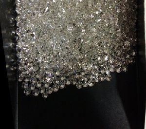 Round Cut Natural Diamond