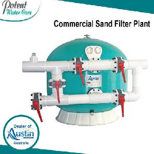 Automatic Commercial Sand Filter