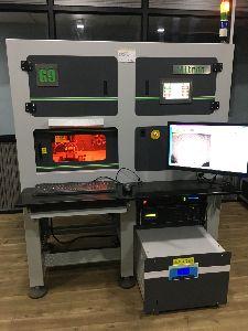 Auto Pi Green Laser Machine