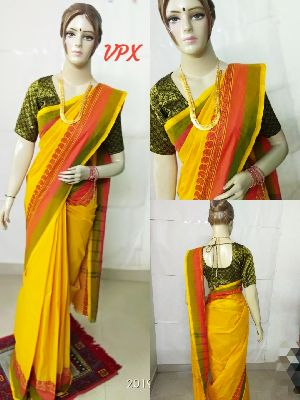 Chettinadu Cotton Sarees 017