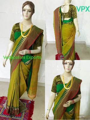 Chettinadu Cotton Sarees 018