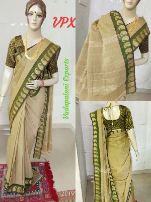 Chettinadu Cotton Sarees 19