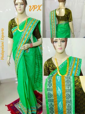 Chettinadu Cotton Sarees 21