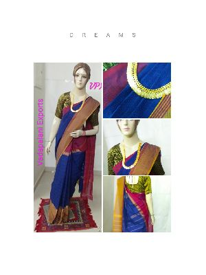 Chettinadu Cotton Sarees 22