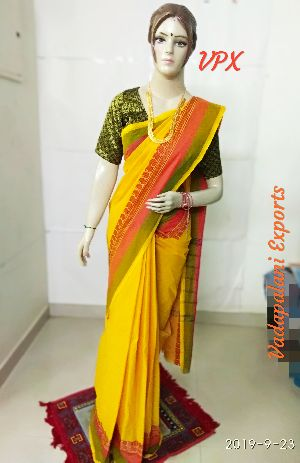 Chettinadu Cotton Sarees 27