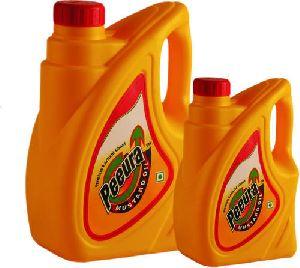 Peeura 2 Ltr Jar Mustard Oil