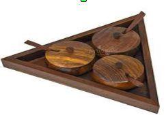 Three Handi Tray