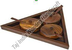 Three Handi Tray