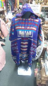 Tibetan Ponchos
