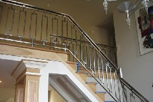 Stainless Steel Fancy Railings