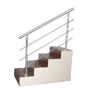 Stainless Steel Indoor Stair Railings