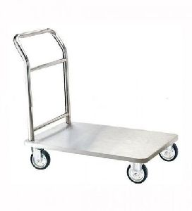 Stainless Steel Modern Trolley