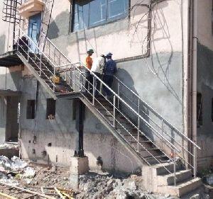 Stainless Steel Outdoor Stair Railings