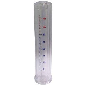 Polycarbonate Flow Meter