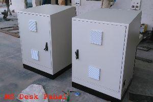 Mild Steel Control Desk panel