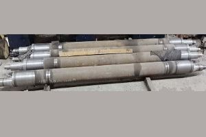 Mild Steel Eccentric Shafts