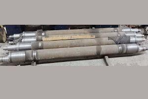 Mild Steel Eccentric Shafts