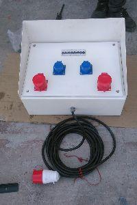 Mild Steel Electric Socket Box