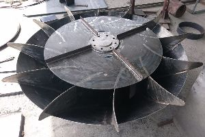 Mild Steel Impeller Fan