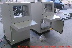 Mild Steel Instrument Panels