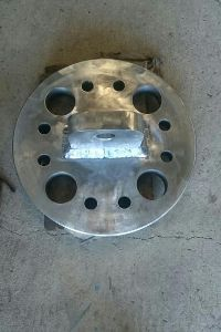 Mild Steel Lifting Flanges