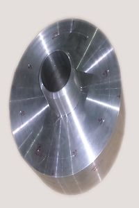 Mild Steel Round Flanges