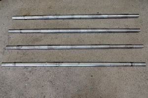 Mild Steel Round Shafts
