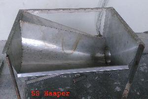 Stainless Steel Dryer Hopper