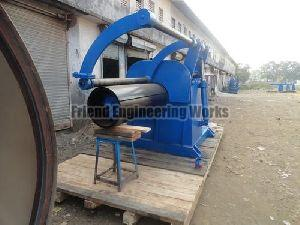 Hydraulic Recoiler Machine