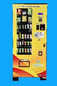 Snack and Beverage Vending Machine