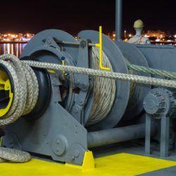 Marine Winch Machine